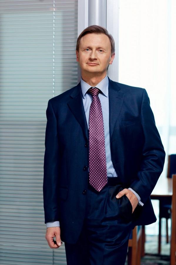 «Ингосстрах». Бизнес-портрет, фотограф Лена Волкова