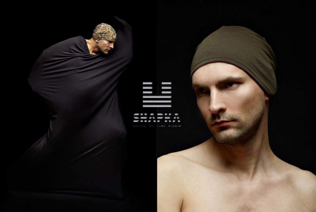 Shapka promo для Ilma Riddim. Рекламная съемка, фотограф Лена Волкова