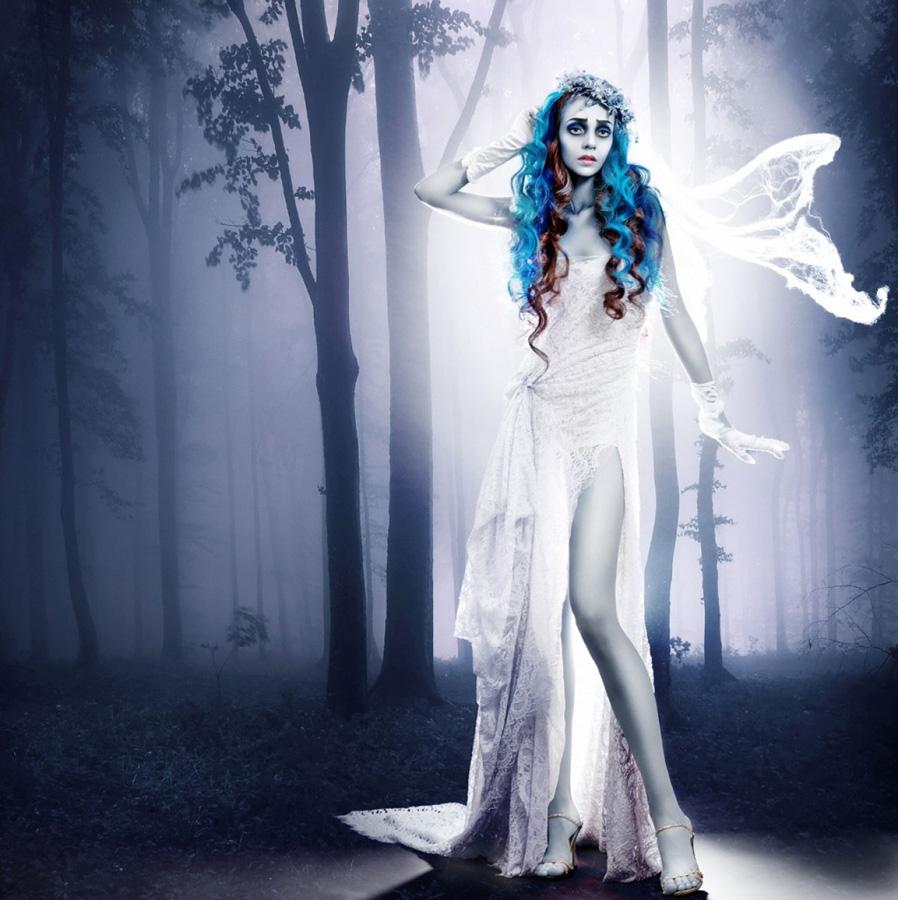 IMG_0585a. Творческий проект «Мертвая невеста», фотограф Лена Волкова